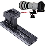 Lens Support Collar Foot Tripod Mount Ring Stand Base+ Camera Quick Release Plate for Canon EF 300mm f/2.8L IS II USM, EF 200-400mm f/4L IS USM EXTENDER 1.4X, EF 400mm f/2.8L IS II USM, EF 500mm f/4L IS II USM, EF 600mm f/4L IS II USM, EF 800mm f/5.6L IS USM Black