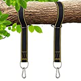 Rhino StrapMate Tree Swing Straps Hanging Kit – Two 4ft Strap, Holds 2800 lbs (SGS Certified), Fast & Easy Way to Hang Any Swing – Outdoor Swing Hangers for $12.90.