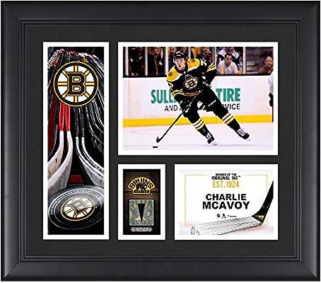 20e320538da Charlie McAvoy Boston Bruins Framed 15