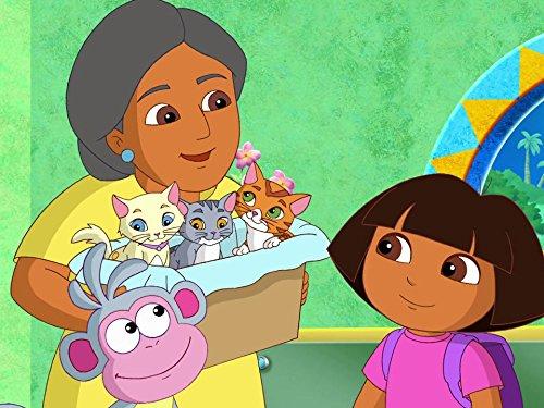 Dora's Moonlight Adventure (Moonlight String)