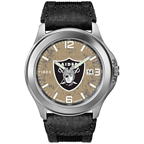 Oakland Raiders Mens Watch - 5