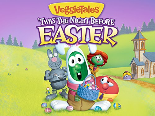 Amazon Com Veggietales Twas The Night Before Easter