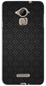 FCS Printed Soft Silicone Back Cover for Coolpad Note 3 Pattern -82