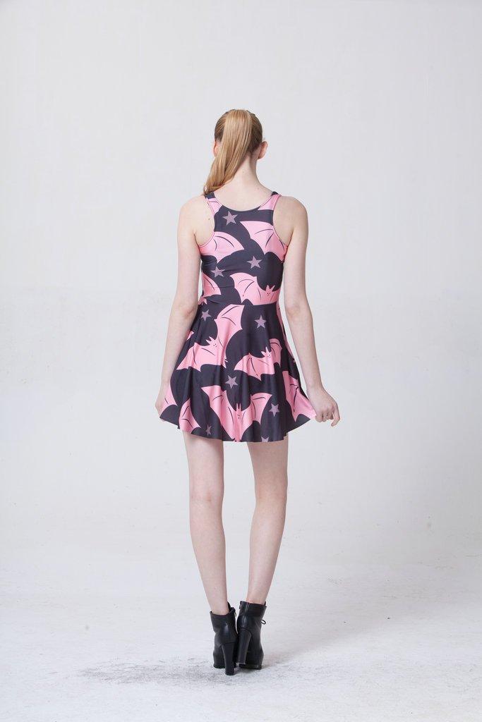 JTC Damen Mädchen Kleid Sommerkleid A-Linie Ärmelloses Kleid Cocktailkleid  Abendkleid Modell 1: Amazon.de: Bekleidung