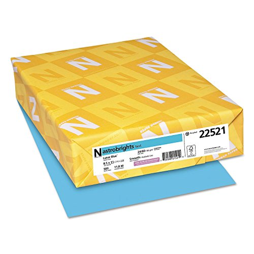 (WAU22521 - Neenah Paper Astrobrights Colored Paper)