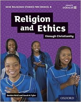 Book GCSE Religious Studies for Edexcel B: Religion and Ethics through Christianity
