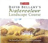 Watercolour Landscapes Course, David Bellamy, 0007163894