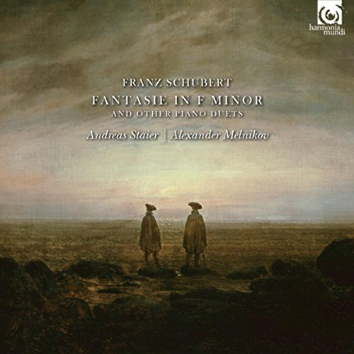 Schubert: Fantasie in F Minor and Other Piano Duets