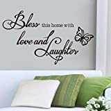 Wall Sticker,Laimeng, Removable Home Window Vinyl Art Decal