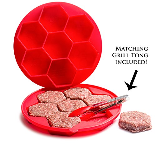 Hamburger MATCHING INCLUDED Perfect Hexagon