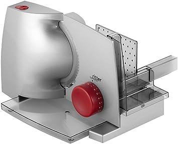 RITTER 518.000 COMPACT 1 Allesschneider Silber 65 Watt