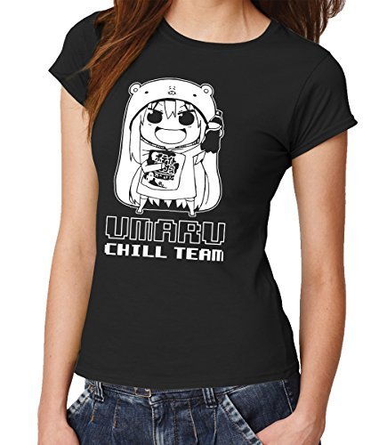 — Umaru Chill Team — Girls T-Shirt