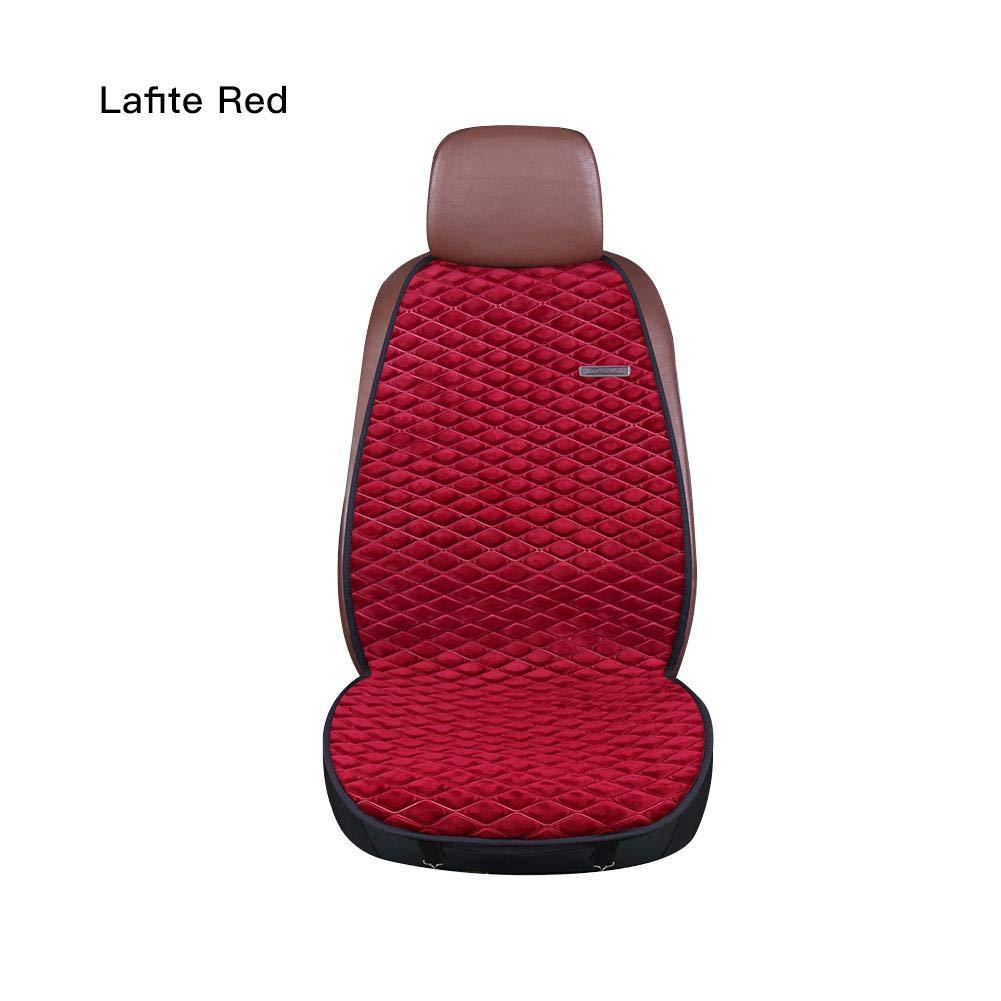 Motto.h 12V 24V Auto Cuscino Riscaldato per Seggiolino Coprisedile Riscaldato Antiscivolo per Sedile Anteriore con Regolatore di Temperatura Intelligente 2019