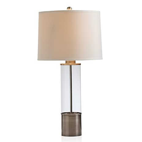 Amazon torre tagus 960086 column glass cylinder table lamp torre tagus 960086 column glass cylinder table lamp mozeypictures Gallery