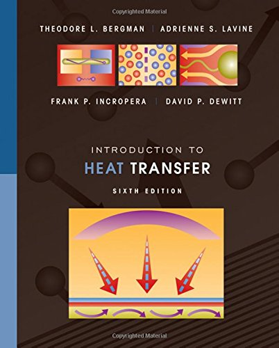Introduction to Heat Transfer by Wiley