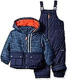 OshKosh B'Gosh Osh Kosh Boys' Ski Jacket and Snowbib Snowsuit Set