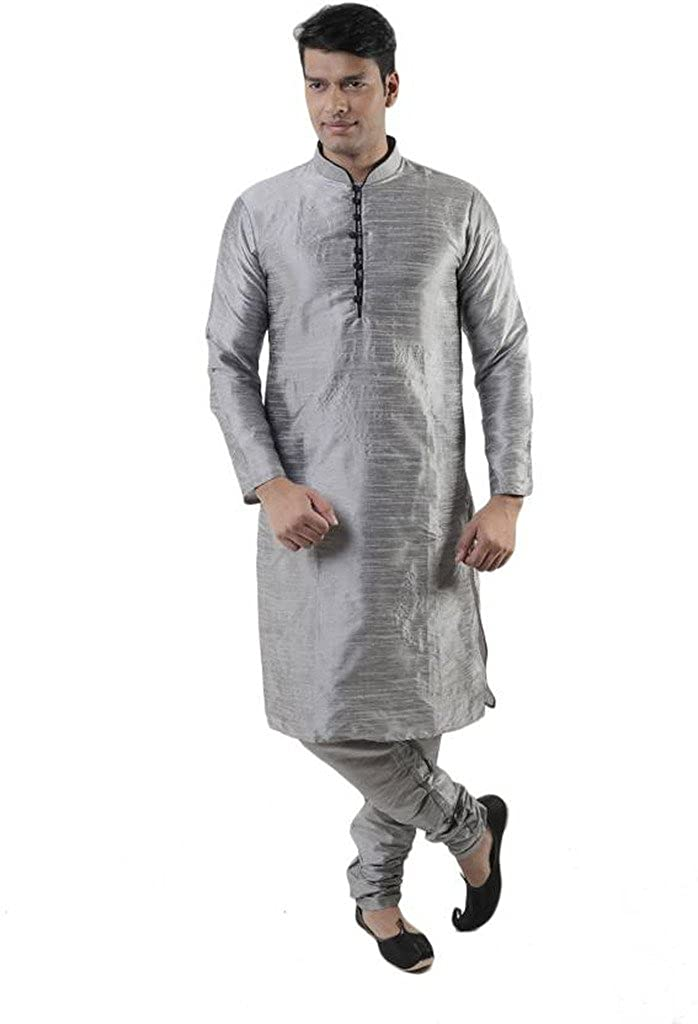 Over Crowd Mens Festive,Wedding,Party Kurta::Pyjami Set Special for Diwali