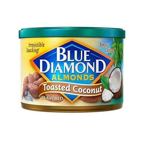 Blue Diamond Almonds, Toasted Coconut, 6 Ounce ()