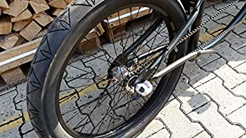 Custom Bike bicicleta chopper resistencia 3 velocidades nexus ...