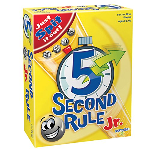 5 Second Rule Junior -