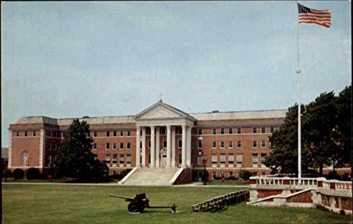 La Salle Military Academy, Montauk Highway Oakdale Long Island, New York Original Vintage Postcard from CardCow Vintage Postcards