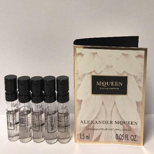 5 Alexander_McQueen EDP 0.05 oz/1.5 ml for Women Spray Vial - Alexander Sale Mcqueen