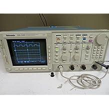 Tektronix TDS-540C 4 Channel Oscilloscope 500mhz 2gs/s 1F 1M 2F 2C MS44