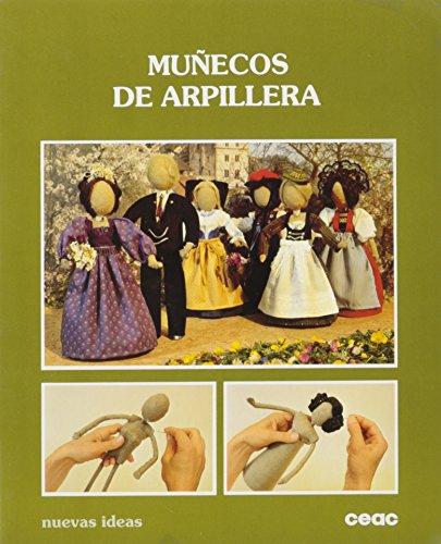 Munecos de Arpillera (Spanish Edition) [Ceac] (Tapa Blanda)