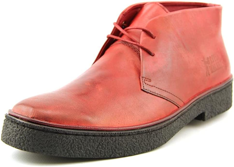 British Collection Walkers Men Leather and Suede Lace Up