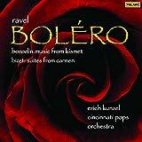 Ravel: Boléro / Borodin: Music from Kismet / Bizet: Suites from Carmen