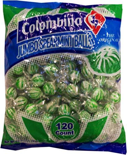 (Peppermint Balls - Jumbo Mint Balls)