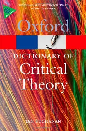 Concepts of critical thinking oxford dictionary