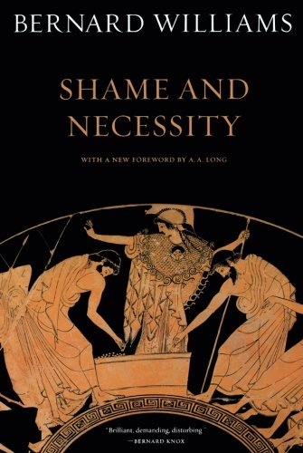 Where to find shame and necessity by bernard williams?