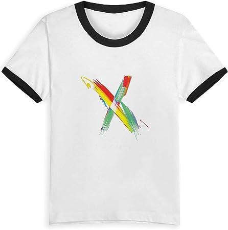 Nicky Jam & J Balvin Boy Girl Camiseta de Manga Corta para ...