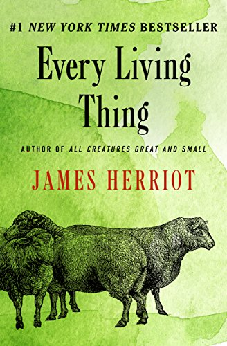 Every Living Thing (All Creatures Great and Small Book 5) cover