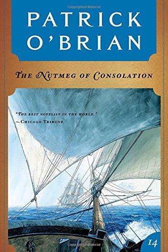 Nutmeg Leaf (The Nutmeg of Consolation (Vol. Book 14)  (Aubrey/Maturin Novels))