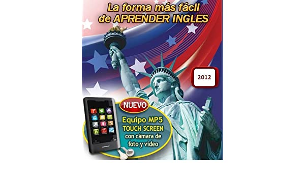 Nuevo, Curso De Ingles Mp5, Movil De English. PRECIO EN DOLARES: VV. AA., VIDEO Y RADIO FM 1 MANUAL + REPRODUCTOR MP5 TOUCH SCREEN PANTALLA TACTIL CON ...