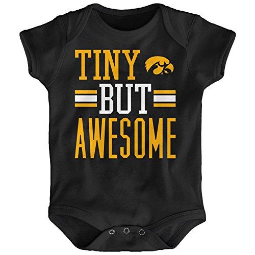 NCAA by Outerstuff NCAA Iowa Hawkeyes Newborn & Infant