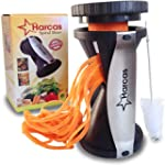 Harcas Vegetable Spiralizer With Clea...