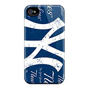 Iphone 4/4s Cases Bumper Covers For New York Yankees Accessories