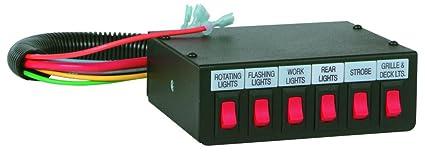 Amazon.com: Federal Signal SW300-012 Switch Control: Automotive on