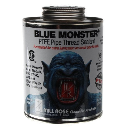 Mill-Rose 76005 Millrose Monster 16 Fluid Ounce Heavy-Duty Industrial Grade with PTFE, ()