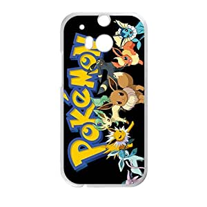 Anime cartoon Pokemon Cell Phone Case for HTC One M8
