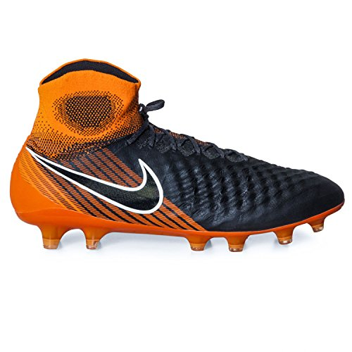 Uomo 2 Black 080 Nike da Fg Elite Multicolore Dark Fitness Scarpe DF tota Obra Grey 85wqSZ