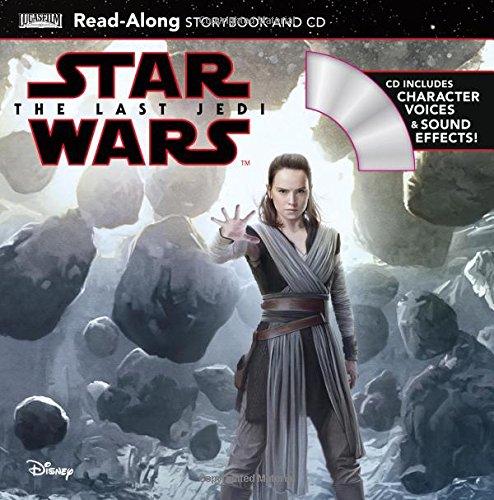 Star Wars: The Last Jedi Star Wars: The Last Jedi Read-Along Storybook and CD