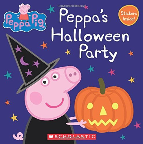 Peppa's Halloween Party (Peppa Pig: 8x8) (2016-06-28)