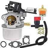 Yooppa 593599 Carburetor for Briggs & Stratton 595390 590948591137 594287 799154 799248 796595 796396 796657 798938 79648 Husqvarna 775EX 121S02 121S07 124S02 12S902 LawnMower, PressureWasher