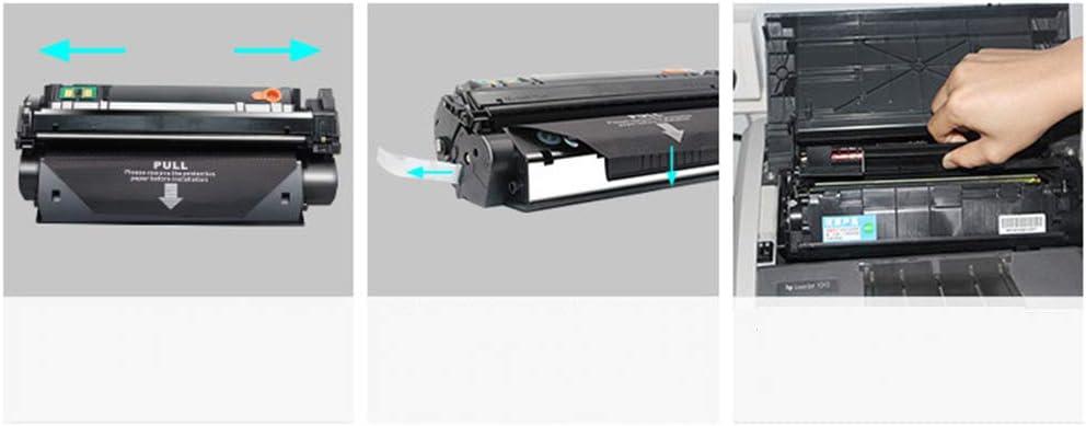 Compatible for HP Laserjet 500 Color M551DN M551XH Cartridge Toner Color Multifunction Laser Printer 4 Sets Office Supplies-Fourcolorcombination M551N CE400A CE401A CE402A CE403A Toner Cartridge