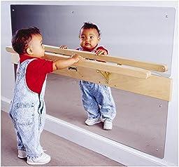 Jonti-Craft 0619JC Infant Coordination Mirror