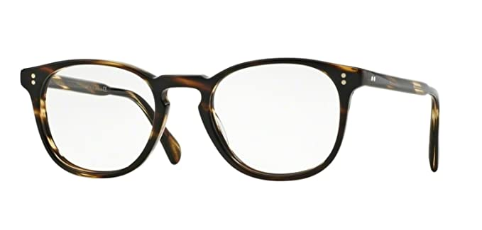0bd06e9fc0 Image Unavailable. Image not available for. Color  New Oliver Peoples OV  5298 U Finley Esq 1003 COCOBOLO Eyeglasses